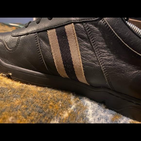 Gucci Shoes | Sneakers Blackgold | Poshmark
